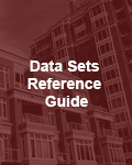 Data Sets Reference Guide