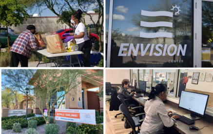 EnVision Center at Aeroterra Continues to Support Residents Where It Counts