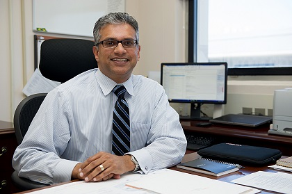Image of Salin Geevarghese, Deputy Assistant Secretary for International and Philanthropic Innovation.