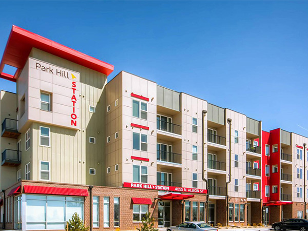 Affordable Housing Opens Near Transit In Denver Colorado HUD USER Adorable Cheap One Bedroom Apartments In Denver Ideas