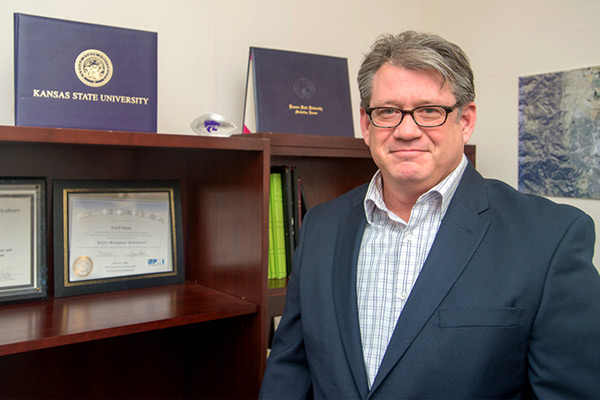 Image of Ted E. Payne, PD&R's New Director of the Program Monitoring and Research Division
