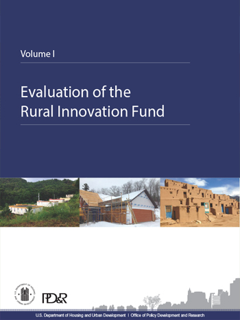 Evaluating Community Development Efforts Through the Rural Innovation Fund