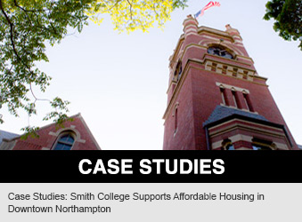 Case Studies: Smith College Supports Affordable Housing in Downtown Northampton