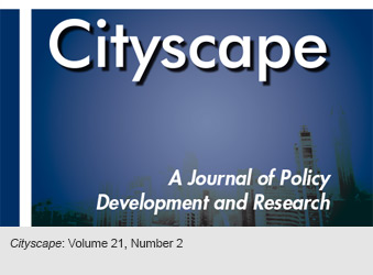 Cityscape: Volume 21, Number 2
