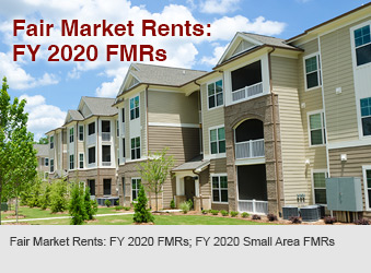 Fair Market Rents: FY 2020 FMRs; FY 2020 Small Area FMRs