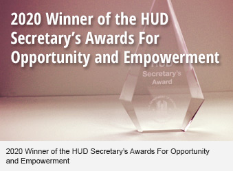 2020 Winners of the HUD Secretary's Awards For Opportunity and Empowerment