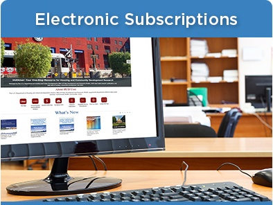 Electronic Subscription Image