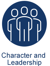 Character and Leadership icon