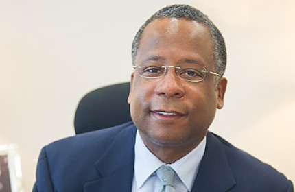 Image of Calvin Johnson, Deputy Assistant Secretary for Research, Evaluation, and Monitoring