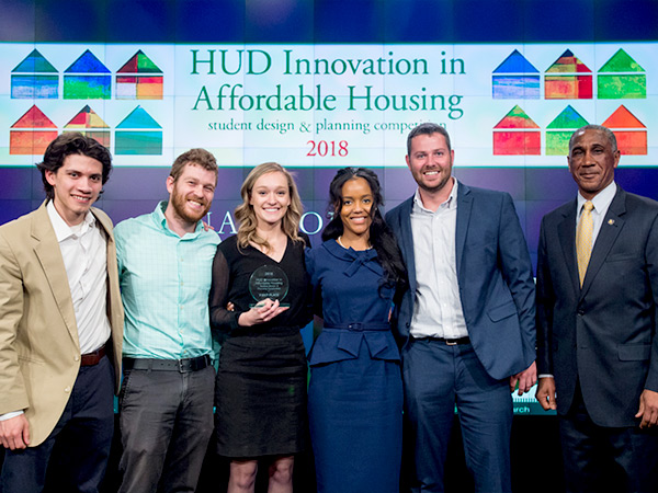 The 2018 Innovation in Affordable Housing Student Design and Planning Competition