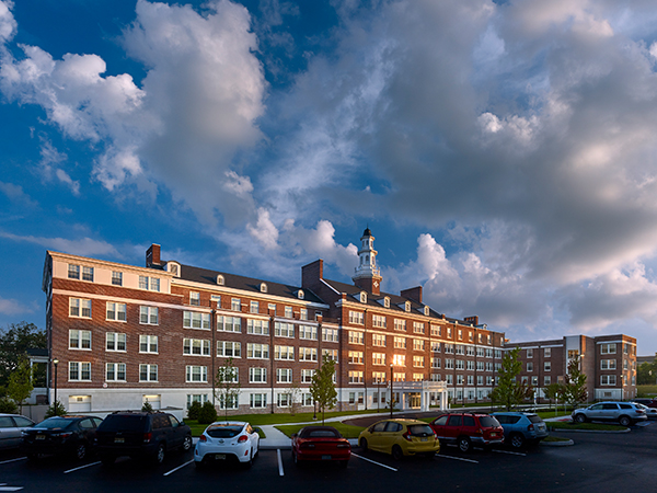 Transforming a Tuberculosis Sanatorium into Affordable Senior Living in Edison, New Jersey