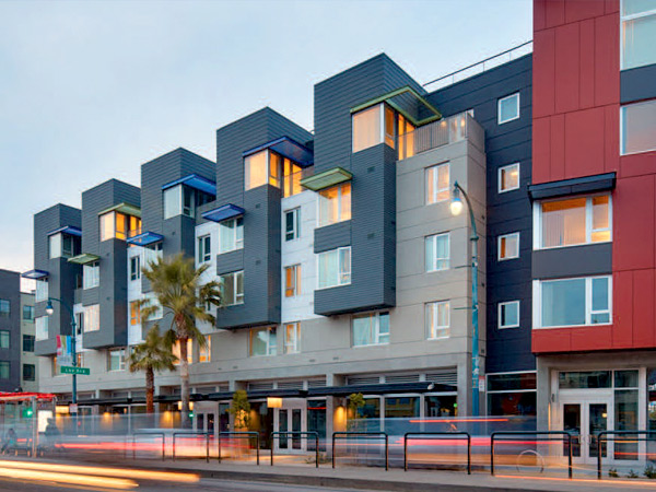 Housing for Families and Transitional Youth Opens in San Francisco