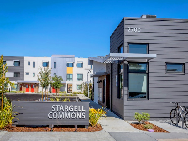 Housing for Low and Extremely-Low Income Households Opens in Alameda