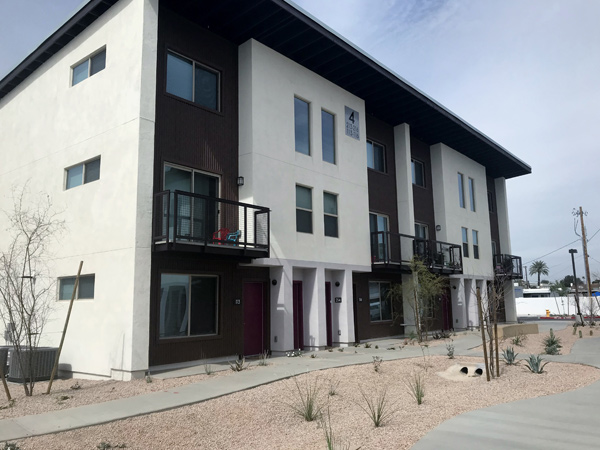 Catholic Charities Providing Affordable Housing for Families and Seniors in Phoenix, Arizona