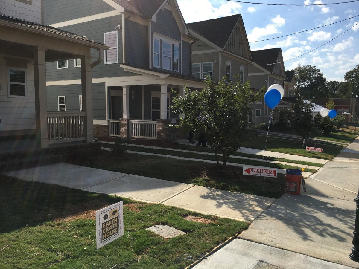 The Mechanicsville Cityside Initiative Provides Scattered-Site Housing for Low-Income Atlanta Residents