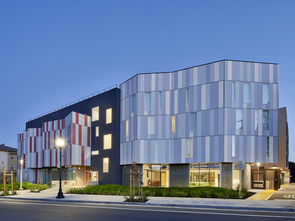 Affordable Housing in Silicon Valley Puts Focus on Sustainability""