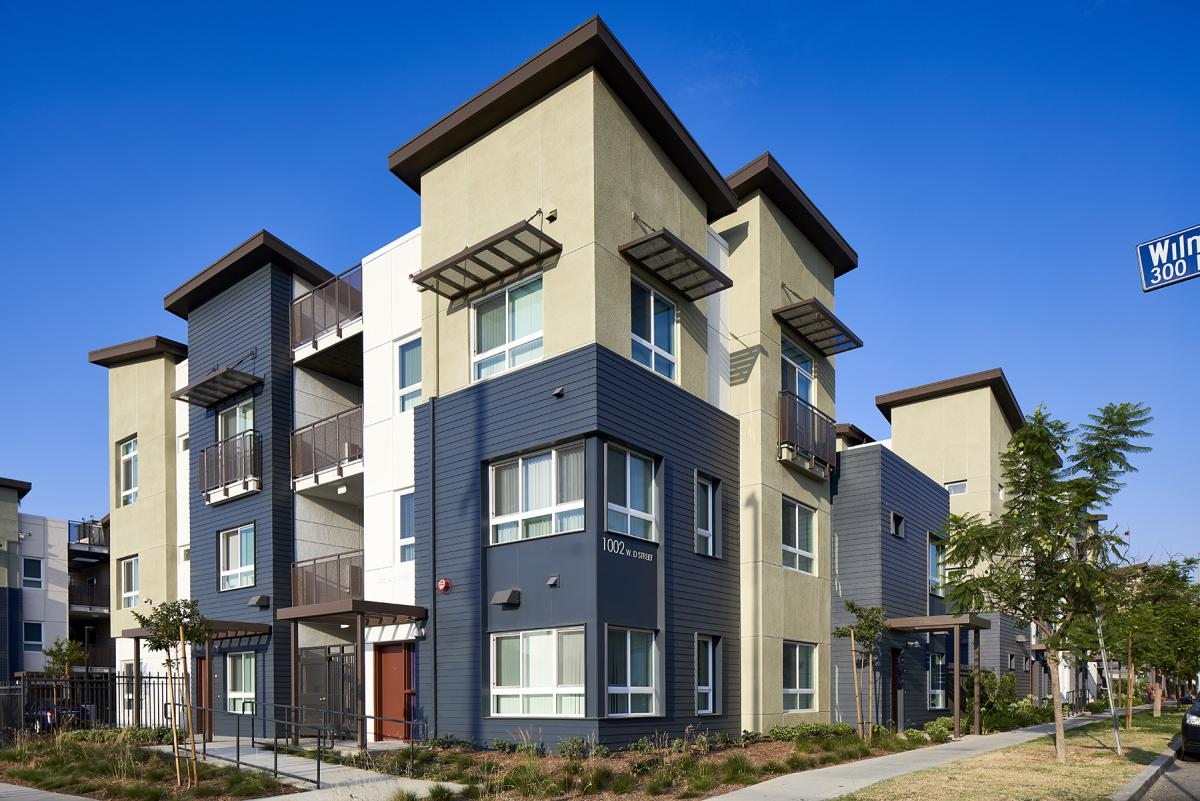 The Camino del Mar and Vista del Mar Apartments Complete the New Dana Strand Revitalization Project in Los Angeles, California