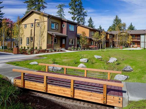 Bridge Meadows Beaverton Provides a Supportive Community for Foster Families and Seniors