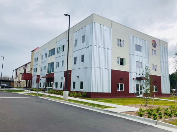 Affordable Housing Goes Green in Anchorage, Alaska