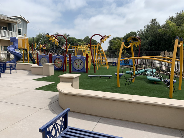 Image of a playground.