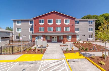 Redwood Crossings Provides Permanent Supportive Housing in Salem, Oregon