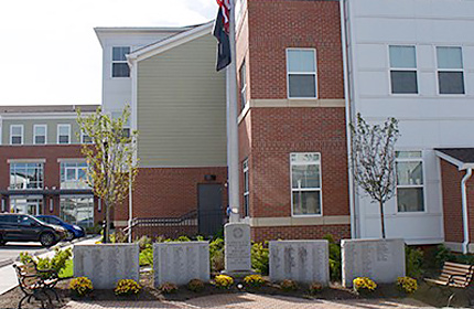 Affordable Housing for Seniors in Woodbridge, New Jersey, Helps Honor Town's Veterans