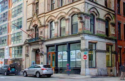 Historic Rehabilitation Adds Affordable Housing in Downtown Boston