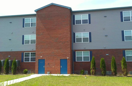 Permanent Supportive Housing for Women Recovering From Substance Abuse in Charleston, West Virginia