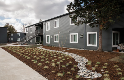 Preserving and Transforming a Longtime Affordable Housing Development in Salem, Oregon