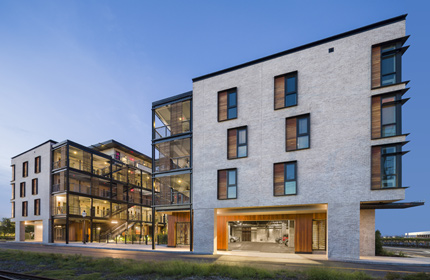 Award-Winning Affordable Housing Puts a Modern Twist on Classic Charleston Architecture