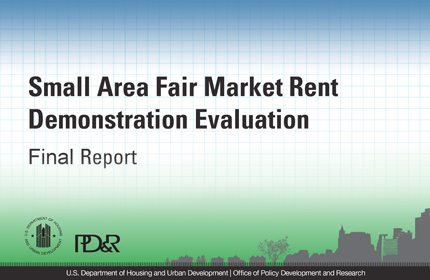 Small Area Fair Market Rent Demonstration