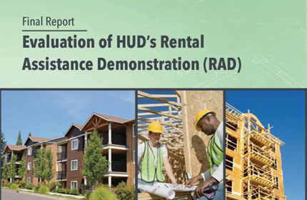 Rental Assistance Demonstration Evaluation: Final Report