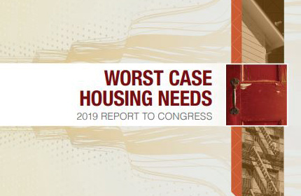 HUD Releases 2019 Worst Case Needs Report on Severe Housing Problems