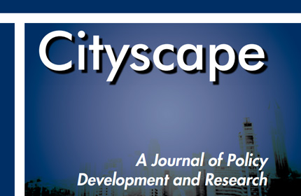 Cityscape: Collecting 25 Years of Housing and Community Development Research