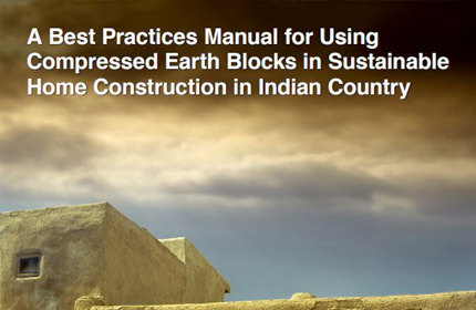 Using Compressed Earth Blocks in Home Construction, An Interview with Michael Blanford
