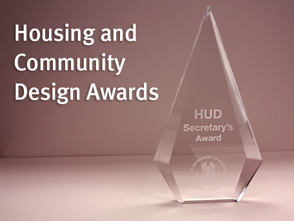 2018 AIA/HUD Secretary's Awards