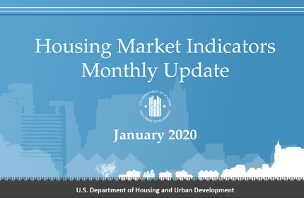 Changes in the National Housing Market: Indicators as of January 2020