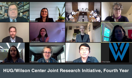HUG/Wilson Center Joint Research Initiative, Fourth Year