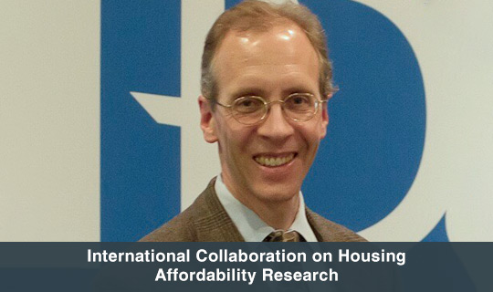 International Collaboration on Housing Affordability Research