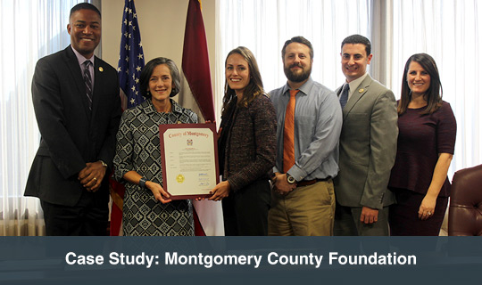 Case Study: Montgomery County Foundation