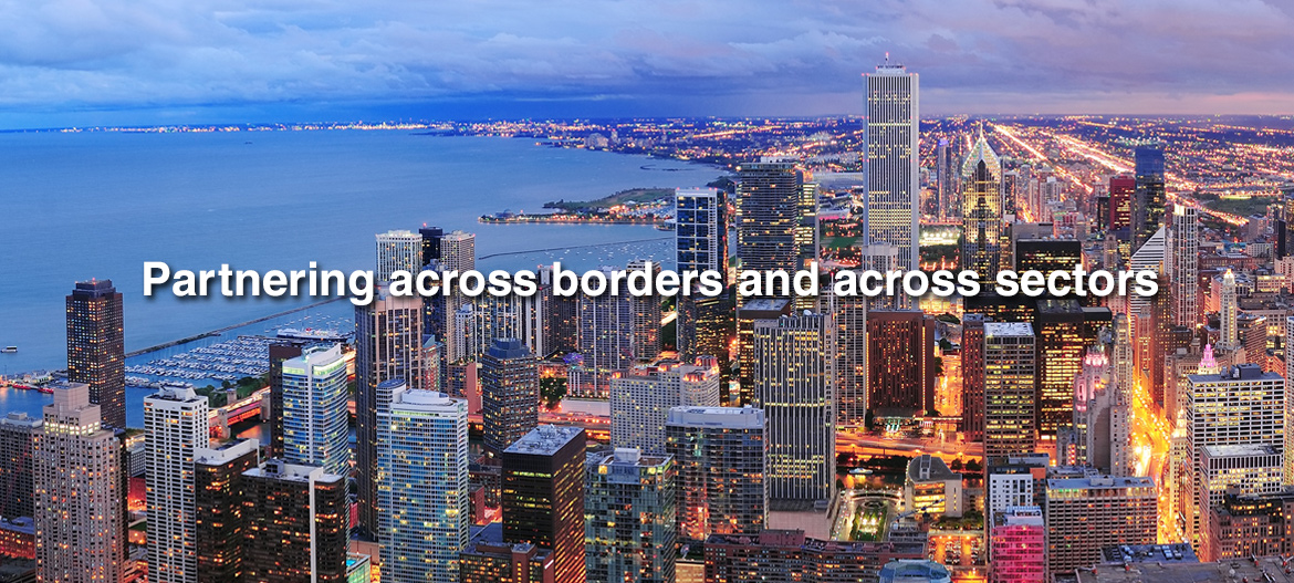 Partnering across borders and sectors