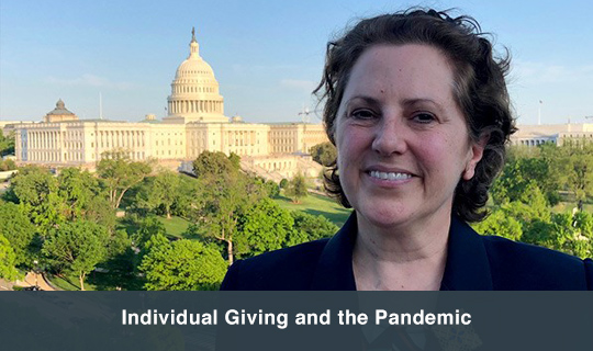 Individual Giving and the Pandemic