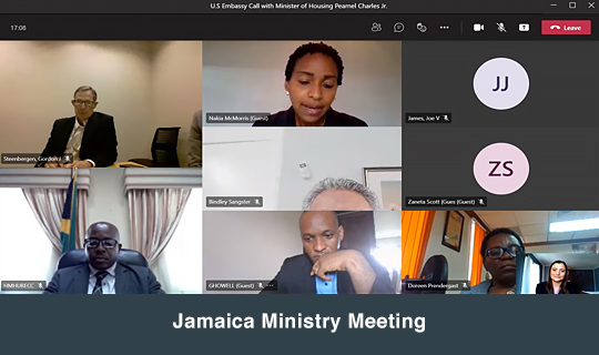 Jamaica Ministry Meeting
