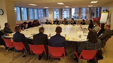 HUD Leadership Participates in Homelessness Roundtables with Philanthropic and Government Partners