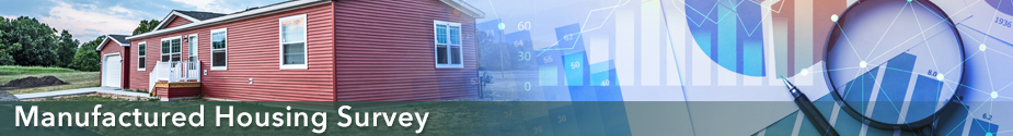 Manufactured Housing Survey (MHS) web banner