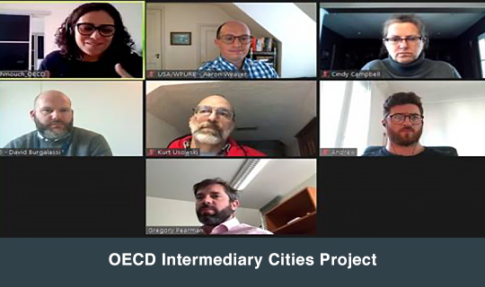 OECD Intermediary Cities Project
