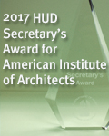 2017 HUD Secretary's Award for American Institute of Architects