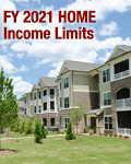 FY 2021 HOME Income Limits Effective June 1, 2021
