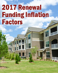 2017 Renewal Funding Inflation Factors