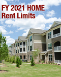 FY 2021 HOME Rent Limits Effective June 1, 2021